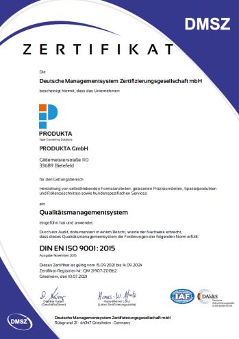 Zertifikat_PRODUKTA_9001_de_2021.pdf (GESCHÜTZT) - Adobe Acrobat Pro DC (32-bit) 15.09.2021 09_05_33 (2)